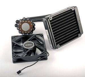 Chladič H20 620 od firmy Antec představuje řešení kapalinového chlazení v podobě kompletní sady