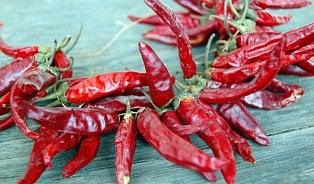 5druhů chilli papriček, které na podzim nejlépe zahřejí