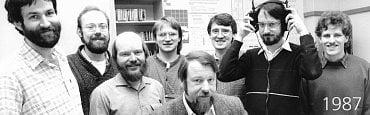 Vývojový tým, který stál u zrodu formátu MP3