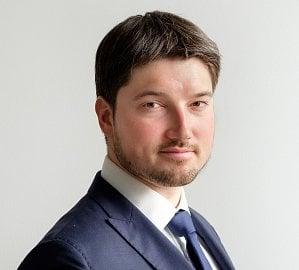 Pražský advokát Michal Staněk, který se zastal pendlerů kvůli jejich ztíženým možnostem pracovat v době koronaviru. (19.5.2020).