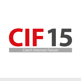 Logo Czech Internet Forum 2015