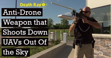 Anti-Dron Gun