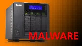 Qnap malware