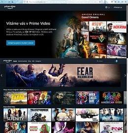 Česká lokalizace Amazon Prime Video