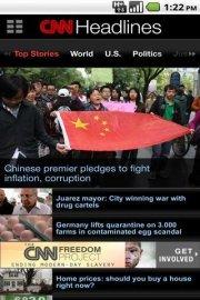 CNN v mobilu s OS Android