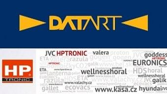 DigiZone.cz: Vzniká gigant: Datart a HP Tronic společně