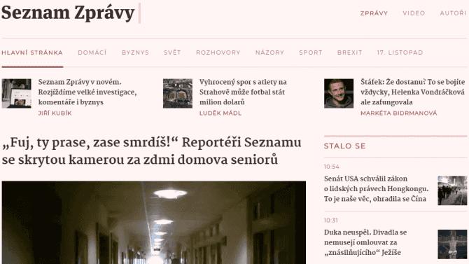 [aktualita] Seznam.cz rozjel Seznam Brand Studio pro komerční obsah