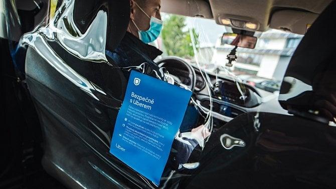 [aktualita] Uber vykázal ztrátu 1,78 miliardy dolarů, v Česku zavádí další bezpečnostní opatření