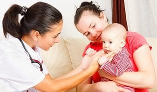 Vztah spediatrem dítěte má vliv na postup vočkování
