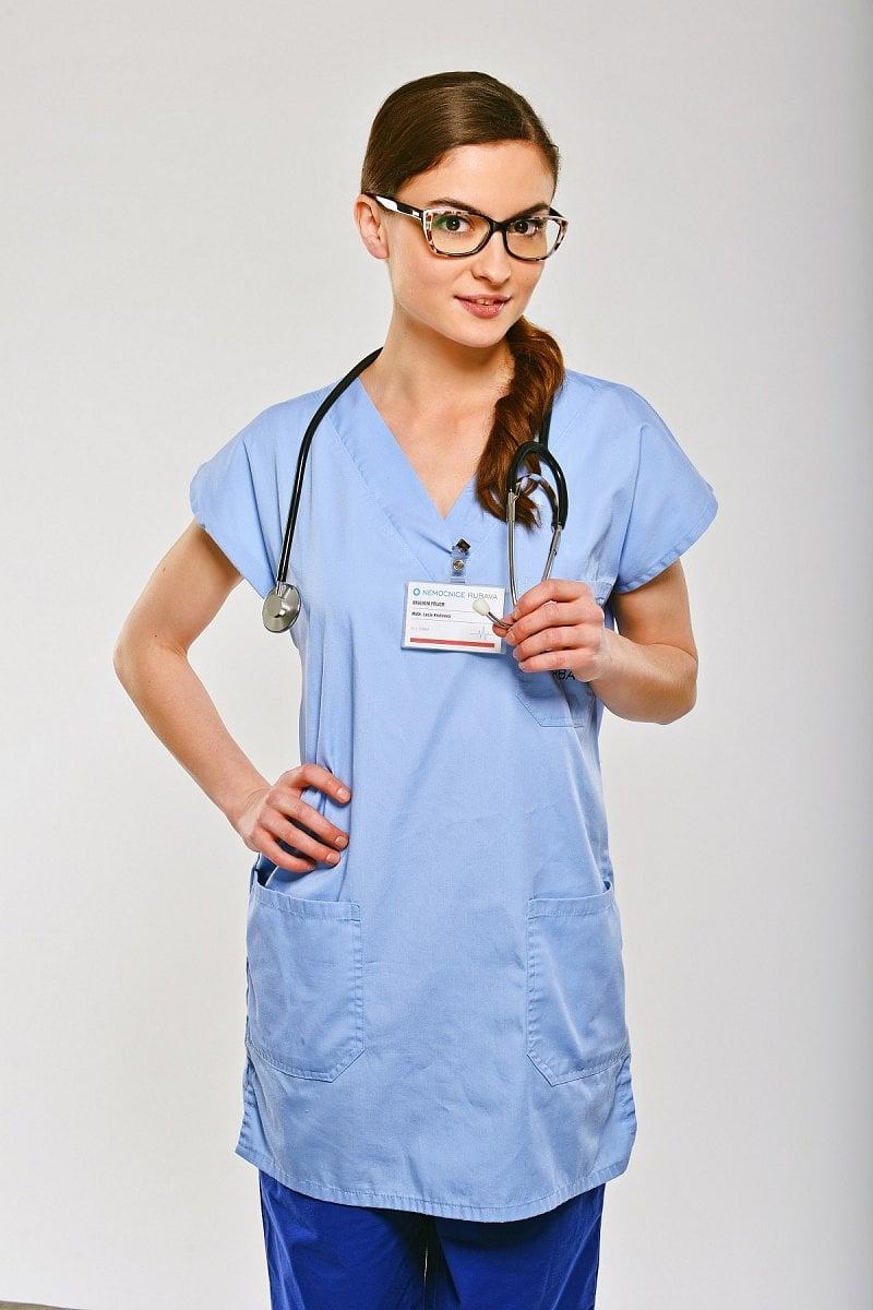 Modrý kód, nový doktorský seriál TV Prima