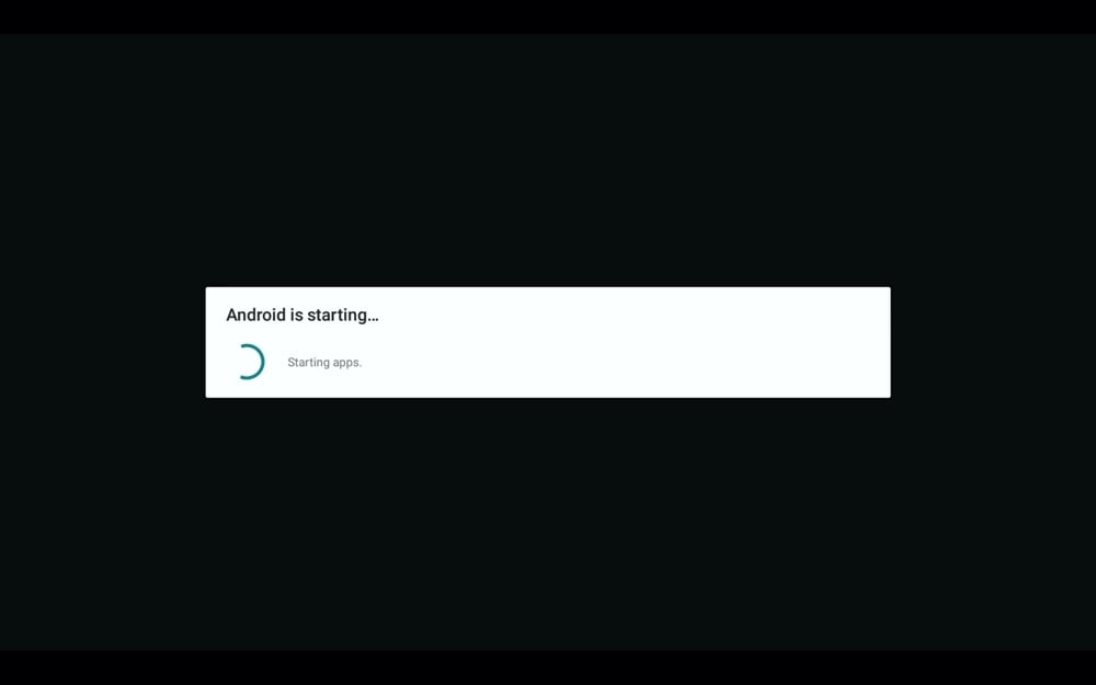 Start, různá hlavní menu a ukázky aplikací