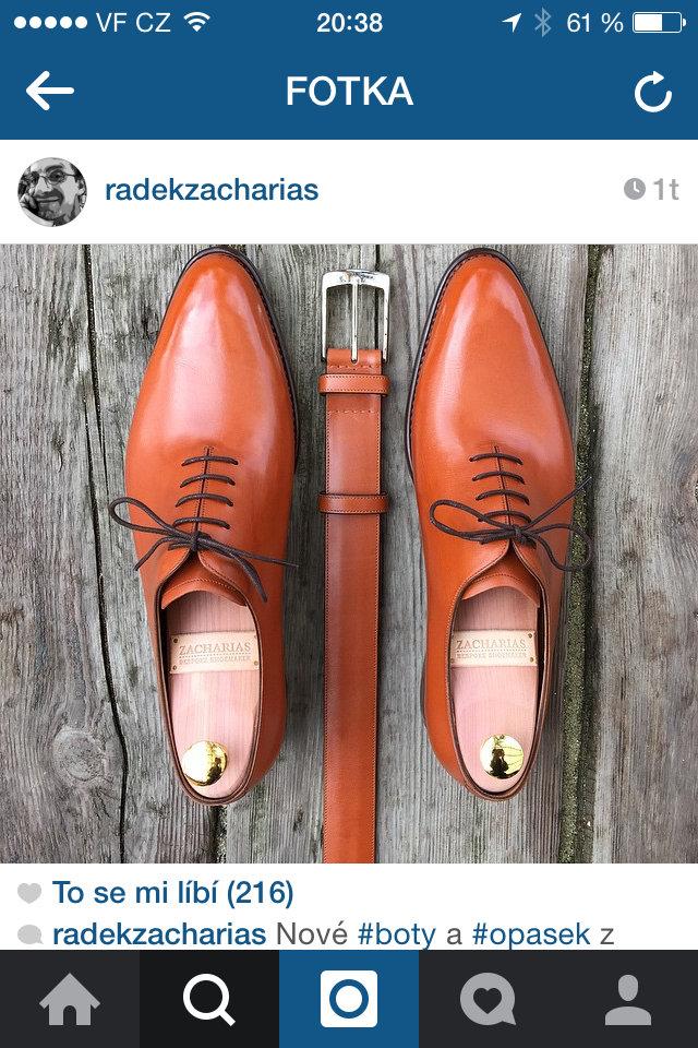 Zapojte Instagram do svého marketingového mixu. Obrázky lákají.