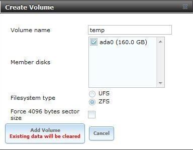 Souborový systém ZFS je skutečně vydařený, protože vám mimo jiné dokáže nabídnout funkce, které u systému souborů UFS nenajdete