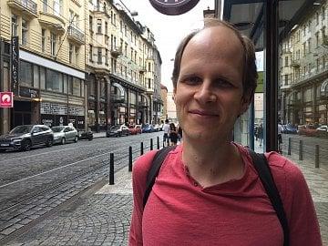 Daniel Sýkora, spoluautor StyLitu na FEL ČVUT