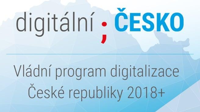 [aktualita] Vláda schválila Digitální Česko, analýzy a spol. letos vyjdou na 115 milionů korun