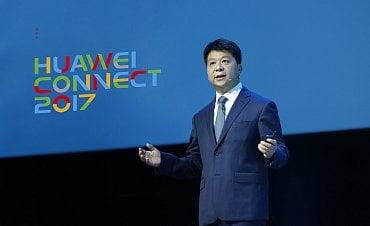 Guo Ping, rotující výkonný ředitel Huawei