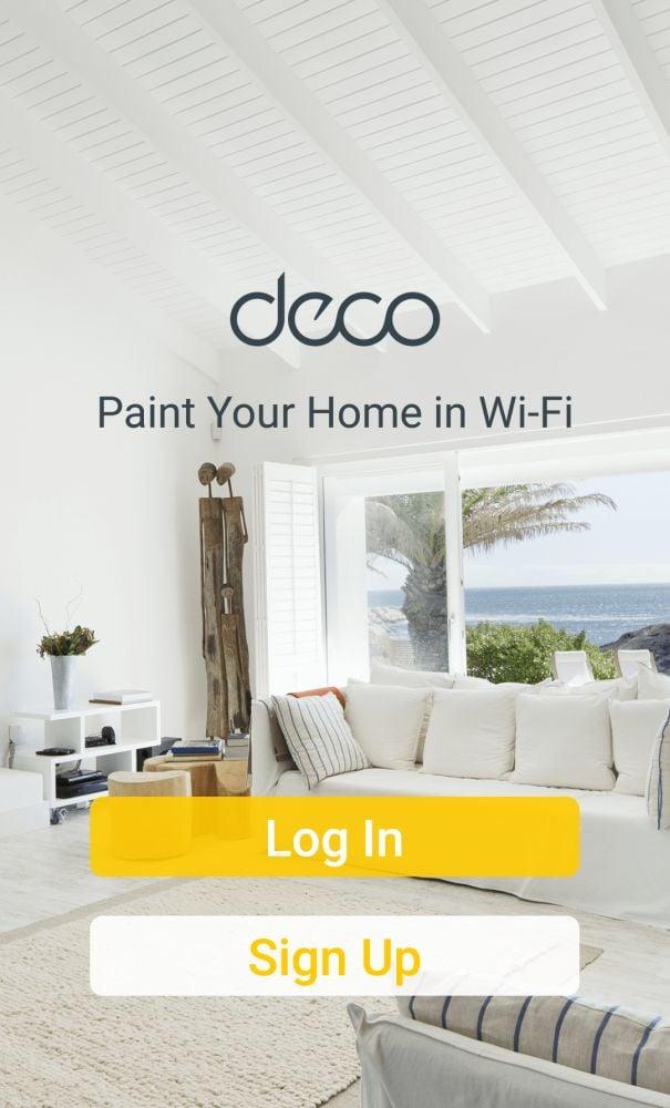 TP-Link Deco a instalace (výběr)