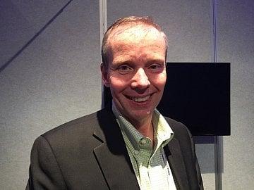 Tom Sweet, finanční ředitel (CFO) společnosti Dell.