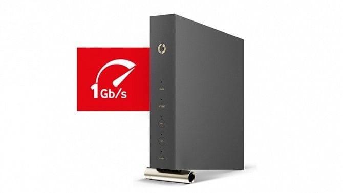 [článek] Gigabitové připojení od Vodafonu: technologie, ceny a dostupnost