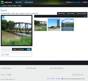 Zonerama - webové úložiště pro vaše fotky s kapacitou 2 GB