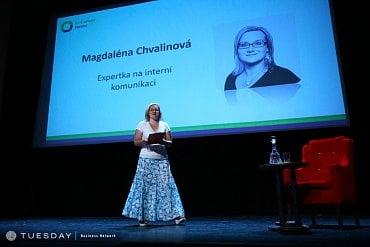 Magdaléna Chvalinová