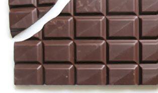 Bůh chtěl,abychom byli šťastní, a tak nám nadělil čokoládu