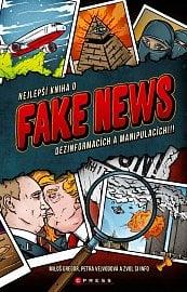 Obálka knihy Nejlepší kniha o fake news