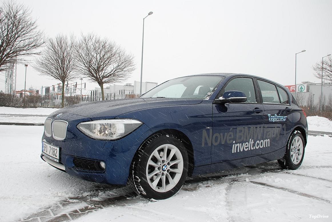 BMW 118d (TEST)