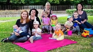Podnikatel.cz: Baby Office: Spojuje práci s dětmi