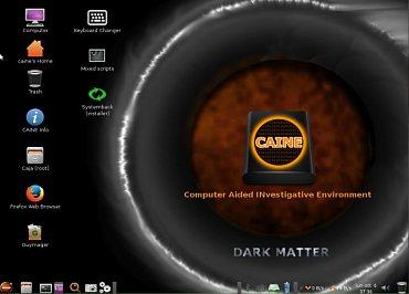 CAINE 6.0, Dark Matter