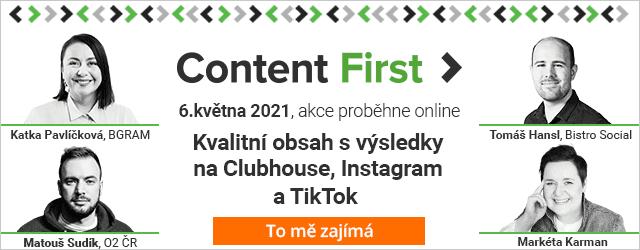 Content - tip - nové sociální sítě