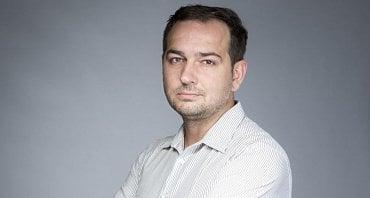 Michal Prokeš, vedoucí oddělení Komunikace a PR České televize.