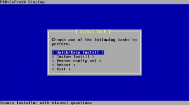 pfSesne: Quick/Easy Install