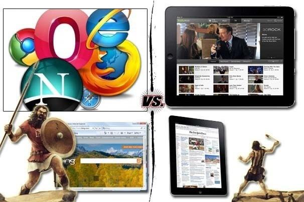 Mobilní web vs. tradiční web