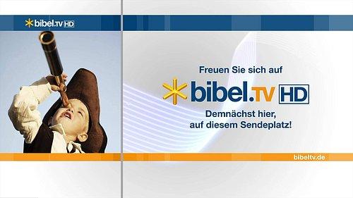 Křesťanská stanice Bibel TV se připravuje na start svého vysílání ve vysokém rozlišení (HDTV).