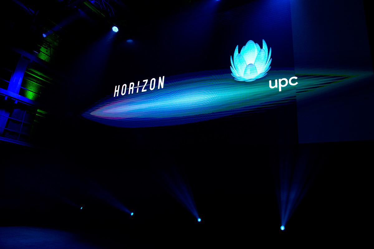 Slavnostní představení multimediální platformy Horizon v Česku