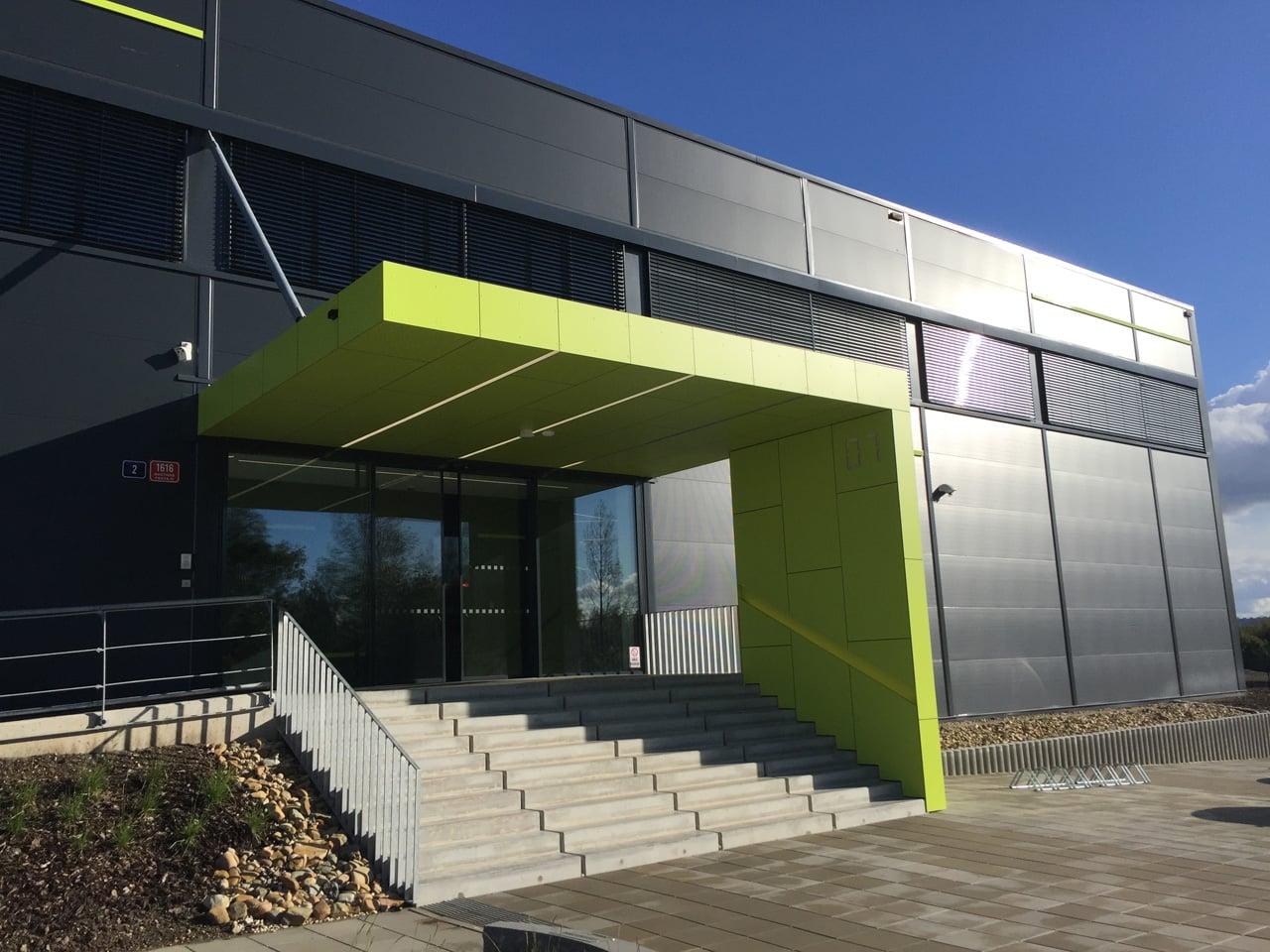 T-Mobile DC7: Jedno z největších datových center v Česku