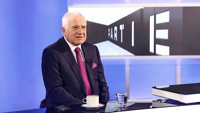 [aktualita] Rozhovor s Václavem Klausem na Primě podle vysílací rady porušil zákon
