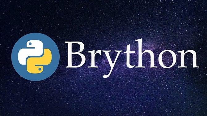 Brython aneb použití jazyka Python ve skriptech přímo vprohlížeči