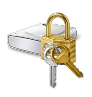 Klíče, zámek