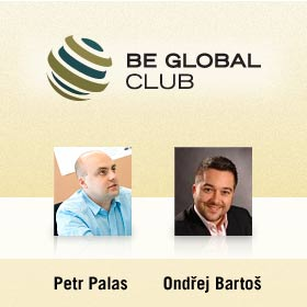 Logo Be Global Club II.