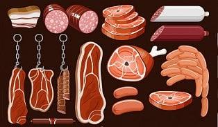 """Proč nám tuhnou cévy? Jíme hodně masa a """"éček"""""""