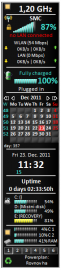 margu-NotebookInfo - panel nejen pro monitoring počítače