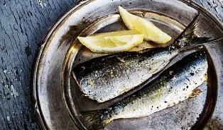 Vitalia.cz: Co s rybou? Grilujte krátce a použijte citron!