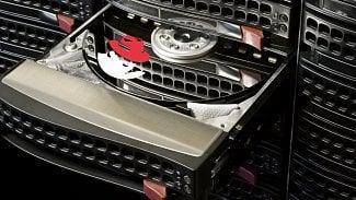 Disk server Red Hat