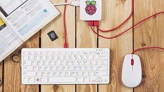 RPi klávesnice myš