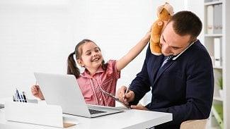 Podnikatel.cz: Role táty a podnikání. Jak to skloubit?