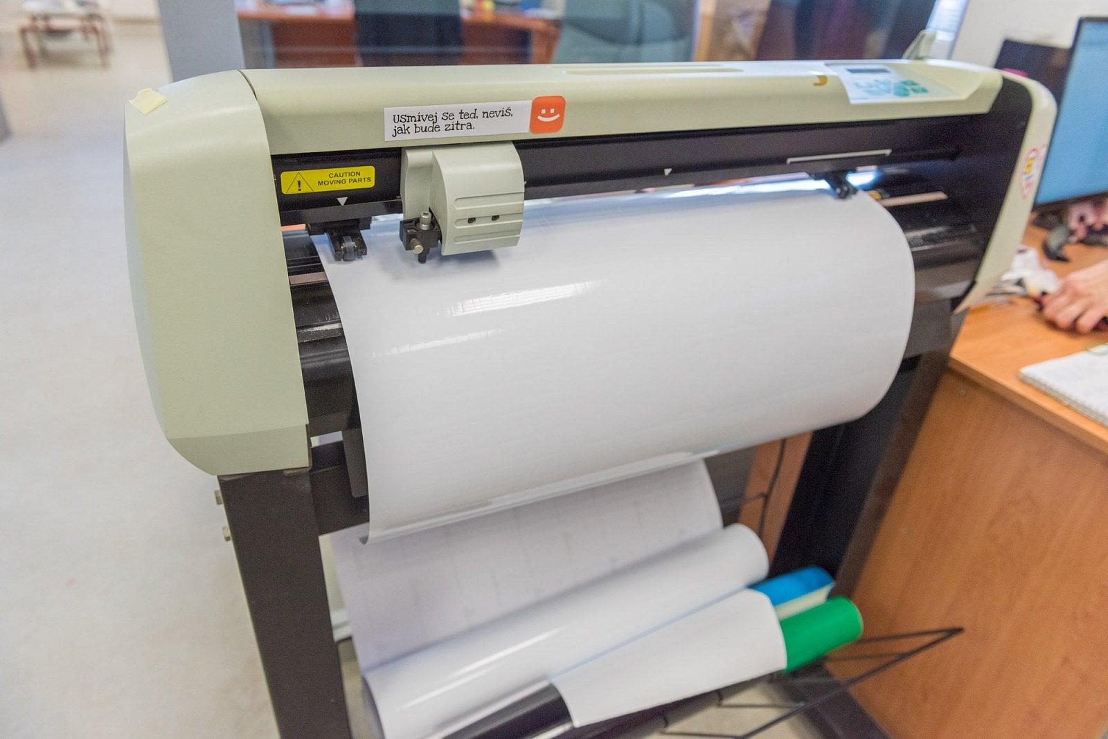 Ekologická tiskárna Ezop
