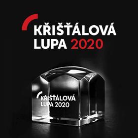 Logo Křišťálová Lupa 2020