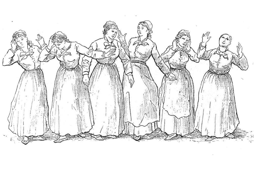 Historie hysterie: ženy končívaly v blázinci